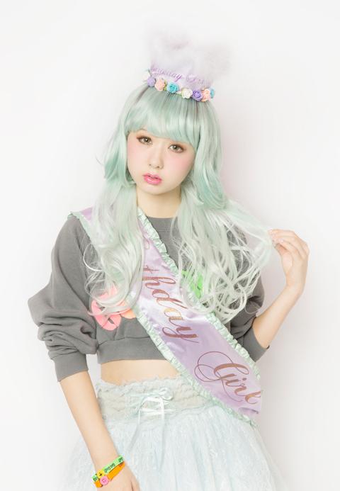 Birthday Princess crown sugar purple